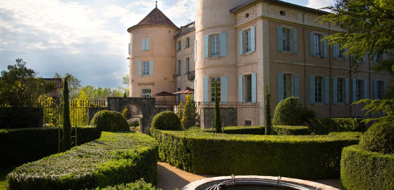 parc du château de Potelières