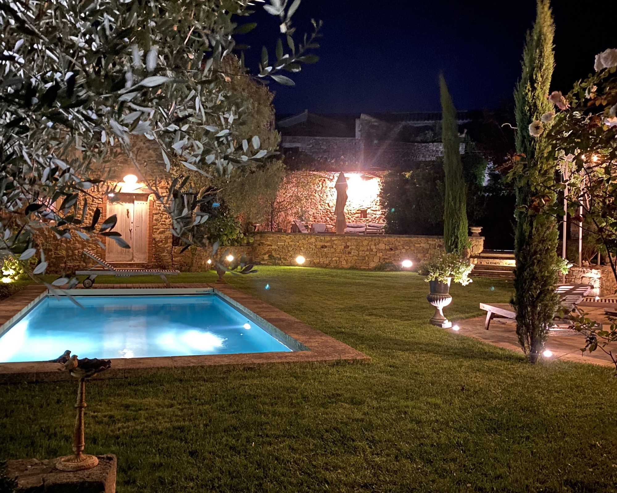 74041 : Uzès region, The Secret Garden, a property of charm…